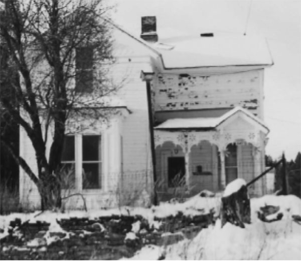 Fairweather-Trevitt House