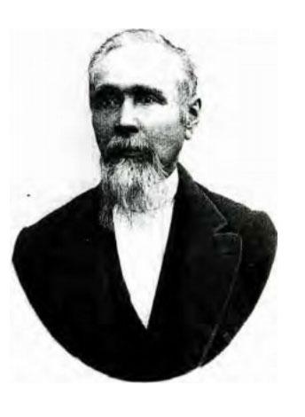 Portrait of Ranald MacDonald